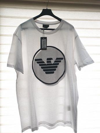 Oryginał T-shirt Emporio Armani rozmiar XXL