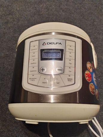 Мультиварка Delfa/ супер ціна