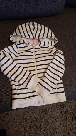 Bluza dla dziewczynki w paski H&M