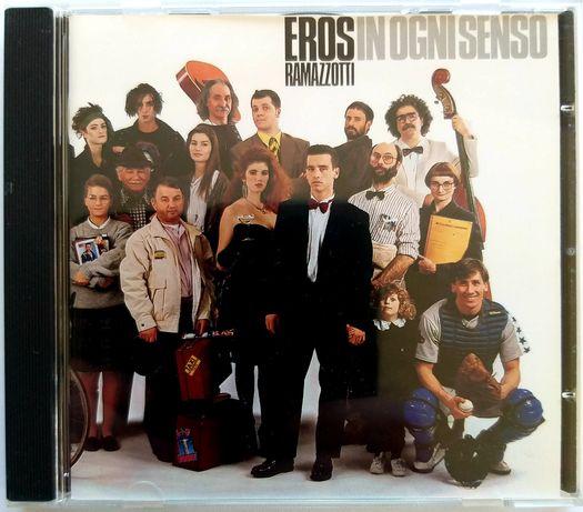 Eros Romazzotti Erosin Ogni Senso 1990r