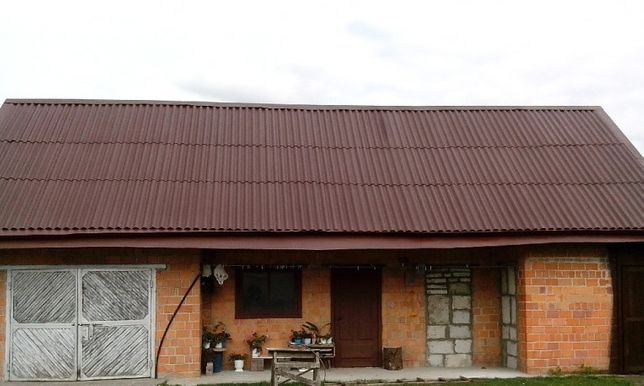 Фарбування Чистка  дахів