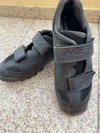 Sapatos Ciclismo Shimano ME1 usados tam.39