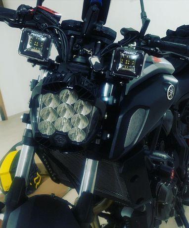 venda e instalação de equipamento Led em motas