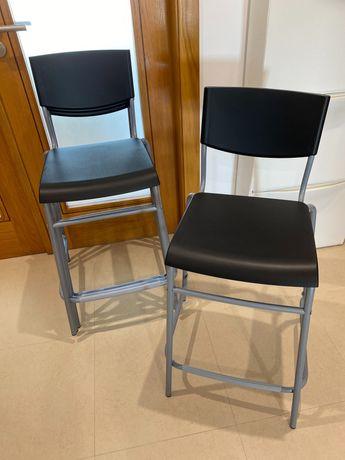 4 cadeiras altas Ikea