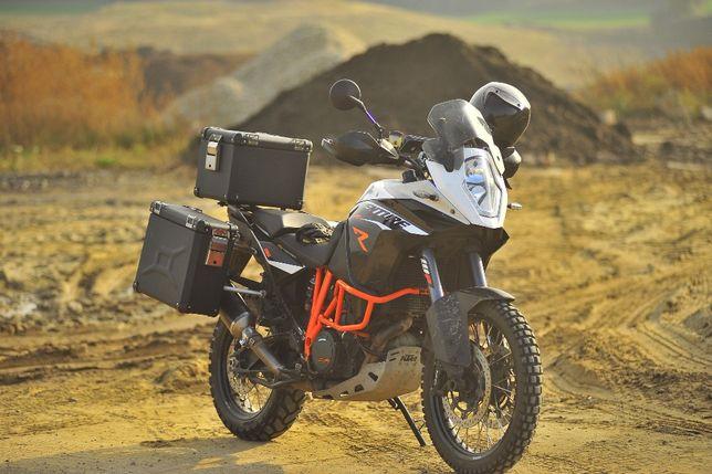 KTM 1190 Adventure R, nowe PRO kufry alu, cena zimowa