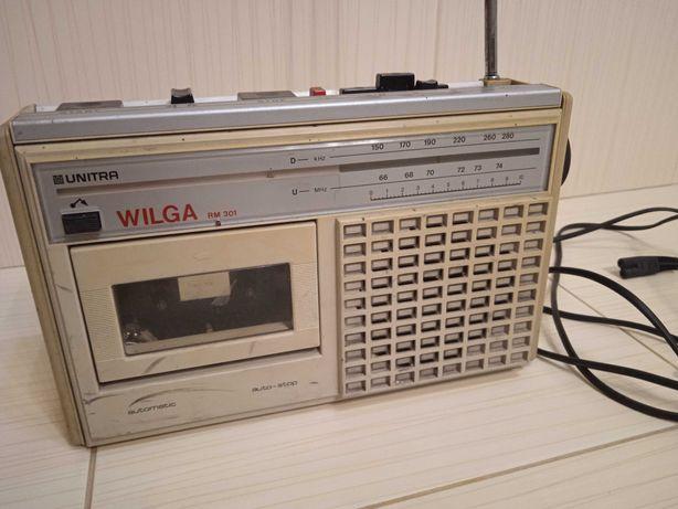 Radiomagnetofon WILGA UNITRA RM301