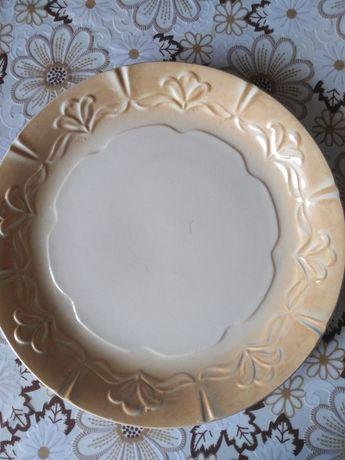 Блюдо столовое, тарелка