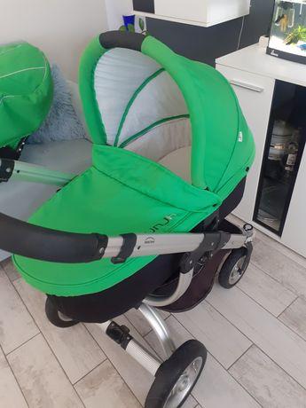 Wózek 3w1 gondola spacerówka i fotelik