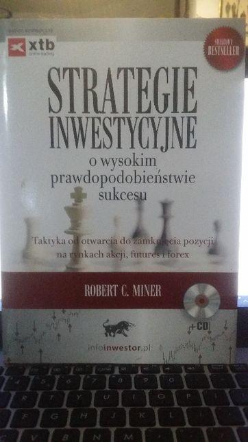 Strategie inwestycyjne o wysokim ... + CD autor Robert Miner stan BDB