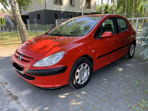 Peugeot 307 1.4 benzyna 2004r