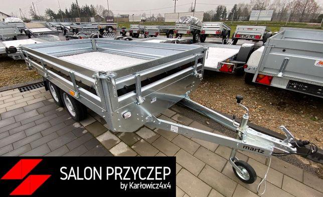 Przyczepa towarowa MARTZ Hochlander 300/2