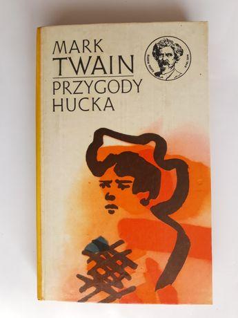 Przygody Hucka; M. Twain