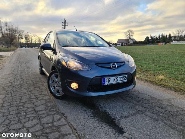 Mazda 2 wersja Sport bezwypadek z Niemiec po 1 właścicielu stan wzorowy