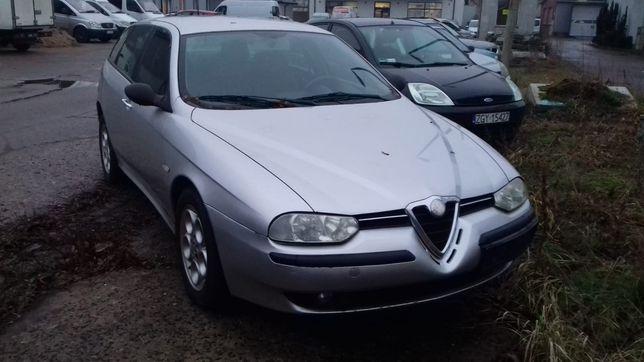 Alfa Romeo 156 z Niemiec Najtaniej