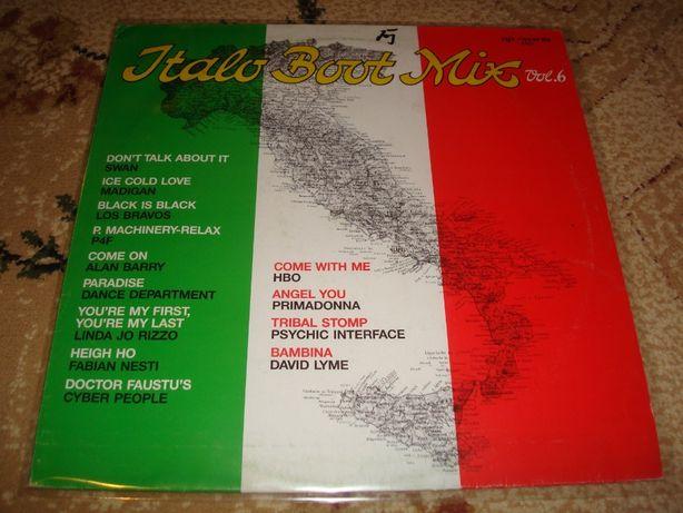 Płyty winylowe Italo Boot Mix 6