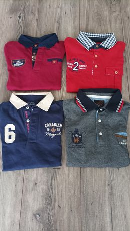 Pack 4 polos Mayoral