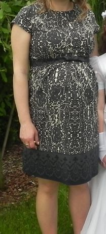 Sukienka ciążowa wizytowa
