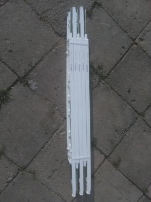 Kołek / słupek plastikowy