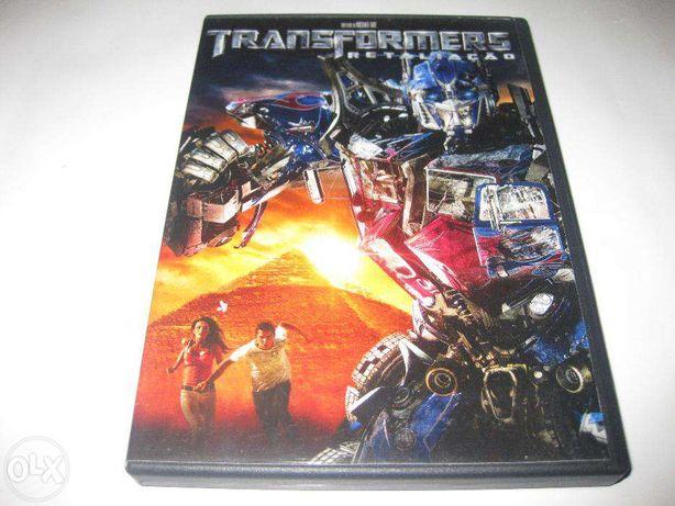 """DVD """"Transformers: Retaliação"""""""