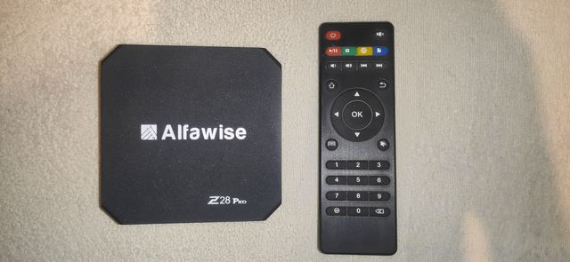 TV BOX z klawiaturą