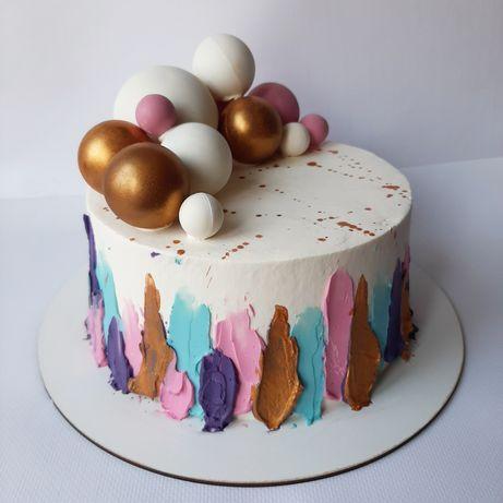 Торт, Зефир натуральный на заказ