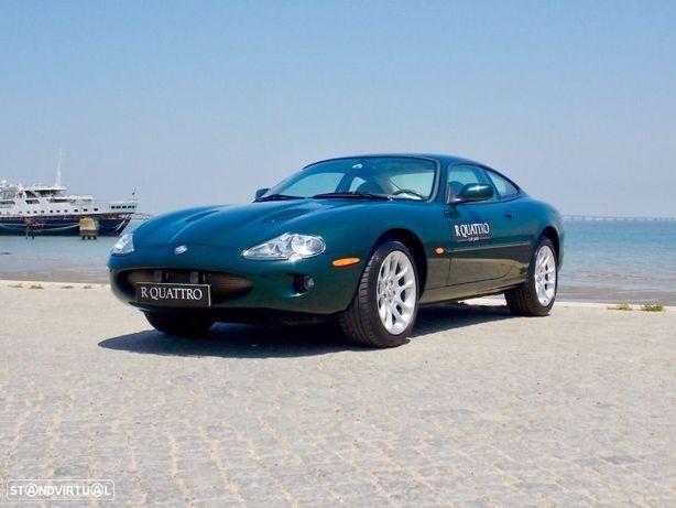 Jaguar XK XKR 4.0 Coupé