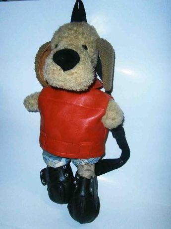 Игрушка-ранец Собака стильный охранник детский друг хороший подарок