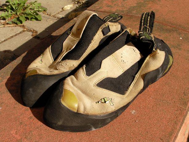 Buty wspinaczkowe EB Hulk 42-42,5 Nowa podeszwa !