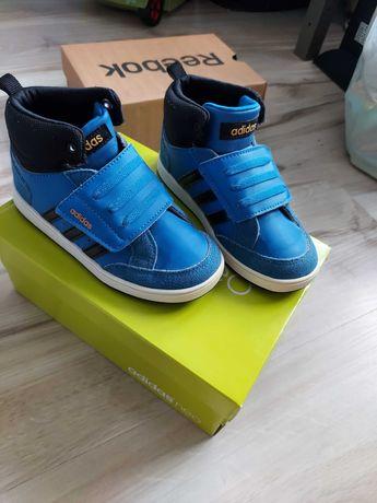 Adidas Neo rozm. 27 wkł. 17,5 cm na rzepy