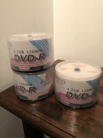 DVD-R PRINCO 4,7Gb 120m