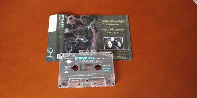IMPALER - CHARNEL DEITY kaseta magnetofonowa