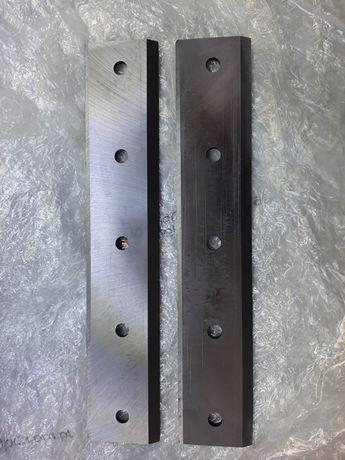 Nowe noże do rębaka Rambo HC 15 Pro