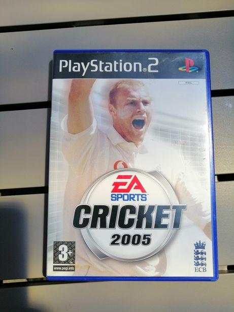 Cricket 2005 ps2