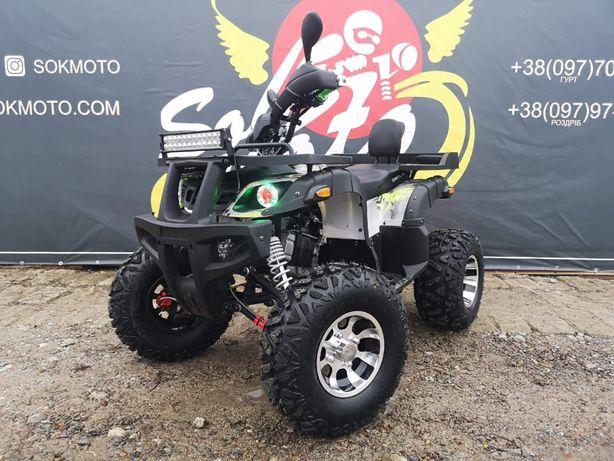 Распродажа!!! Новый квадроцикл SokMoto Hammer 200 сс куб.