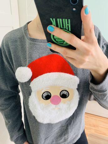Bluza świąteczna Mikołaj