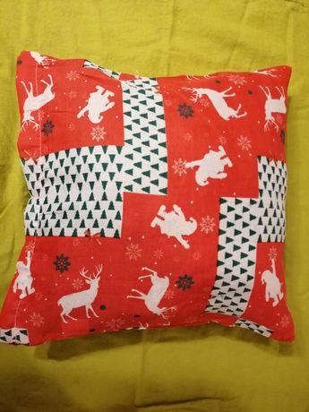 Poszewka na poduszkę świąteczna