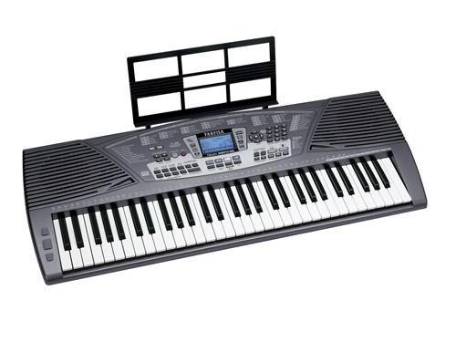 Farfisa TK 89 keyboard - instrument klawiszowy z funkcją karaoke