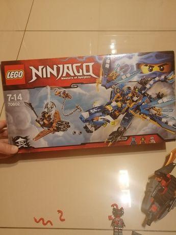 Lego ninjago 70602 Jay's Elemental Dragon.Лего Дракон Джея