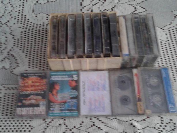Магнитофонные касеты