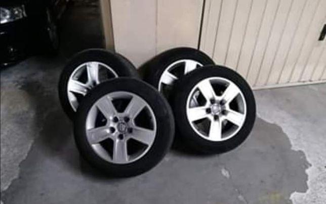 Jantes 16 5x112 com pneus