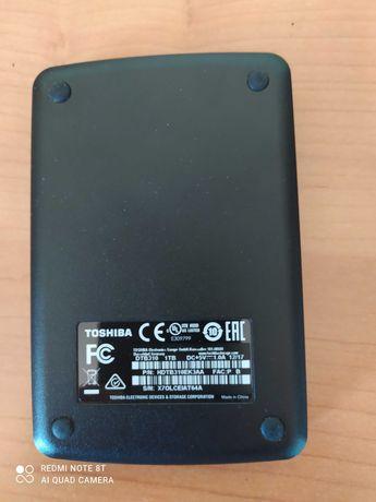 Disco Externo 1 TB Toshiba
