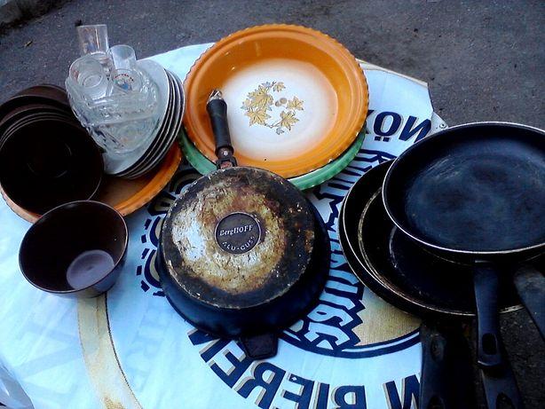 горшочки керамика и посуда разная