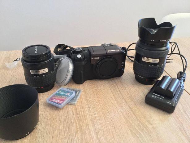 aparat fotograficzny Olympus le-300 ustrzanaka