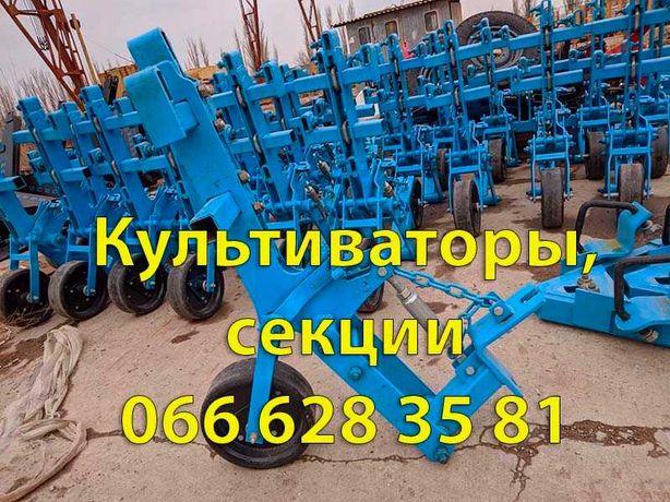 УСИЛЕННЫЙ Заводской КМНВ - секции, Культиватор КМН 5,6 мотыга выбор 5+
