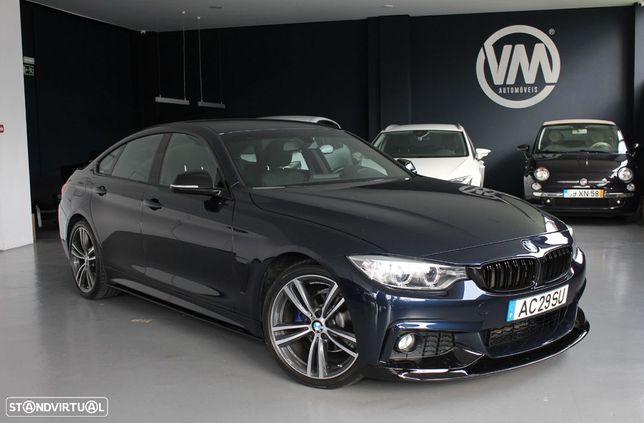 BMW 418 Gran Coupé M Performance Kit