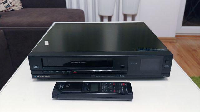 Odtwarzacz VHS video Blaupunkt