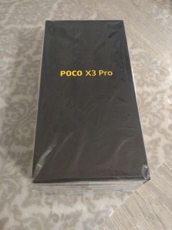 Смартфон новый Xiaomi Poco X3 Pro 6/128