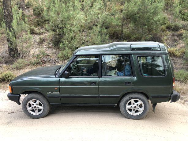 Land Rover Discovery1 5p 2.0 MPI 16v 140cv 1993