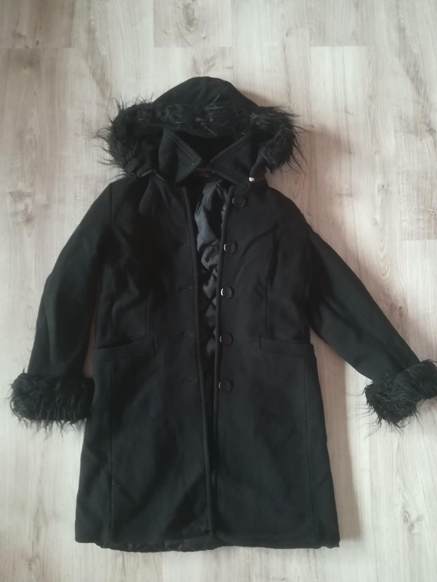 Płaszcz zimowy rozmiar 36