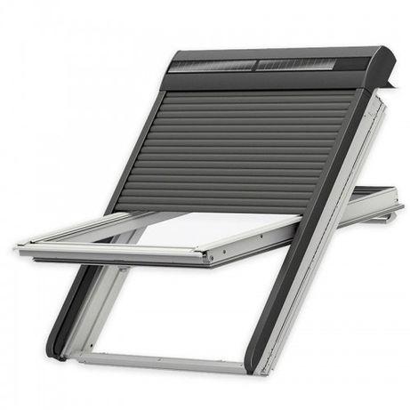 |Zewnętrzna roleta elektryczna/solarna VELUX | C02 | 55X78
